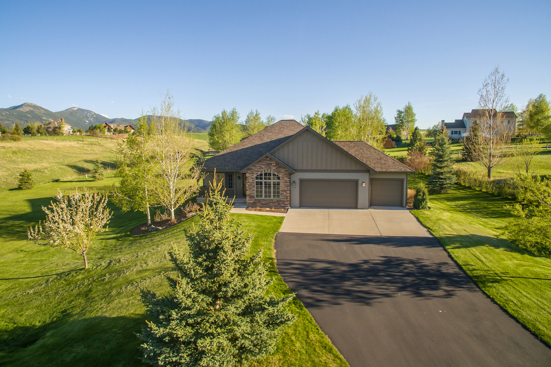 Single Family Home for Sale at 116 Cobalt Court, Bozeman, MT Bozeman, Montana, 59715 United States