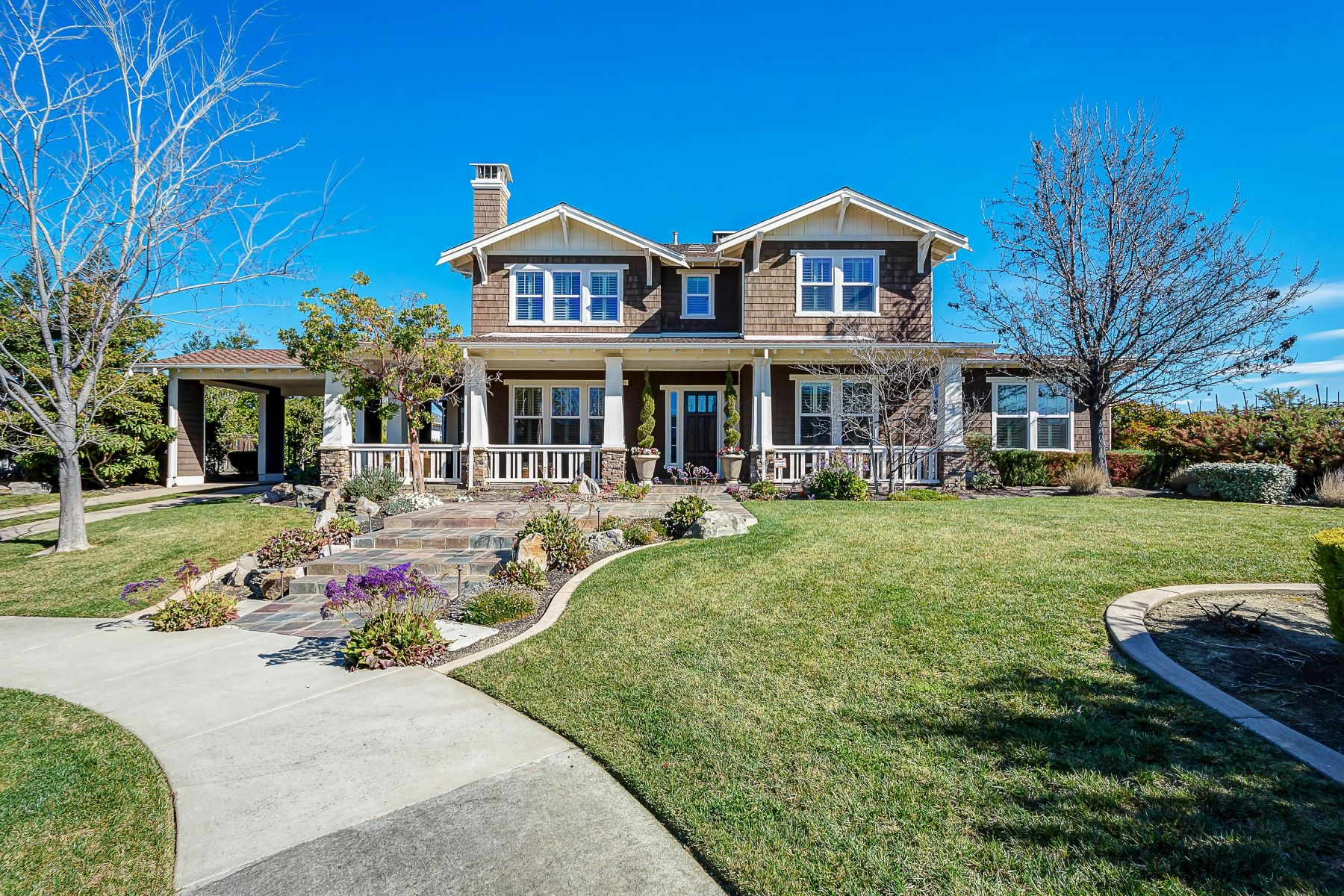 Single Family Home for Sale at Wine Country Beauty 3274 Derby Court Livermore, California 94550 United States