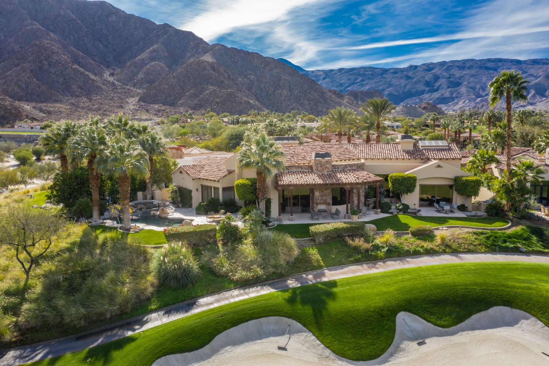 Single Family Homes for Sale at 53265 Troon Trail La Quinta, California 92253 United States