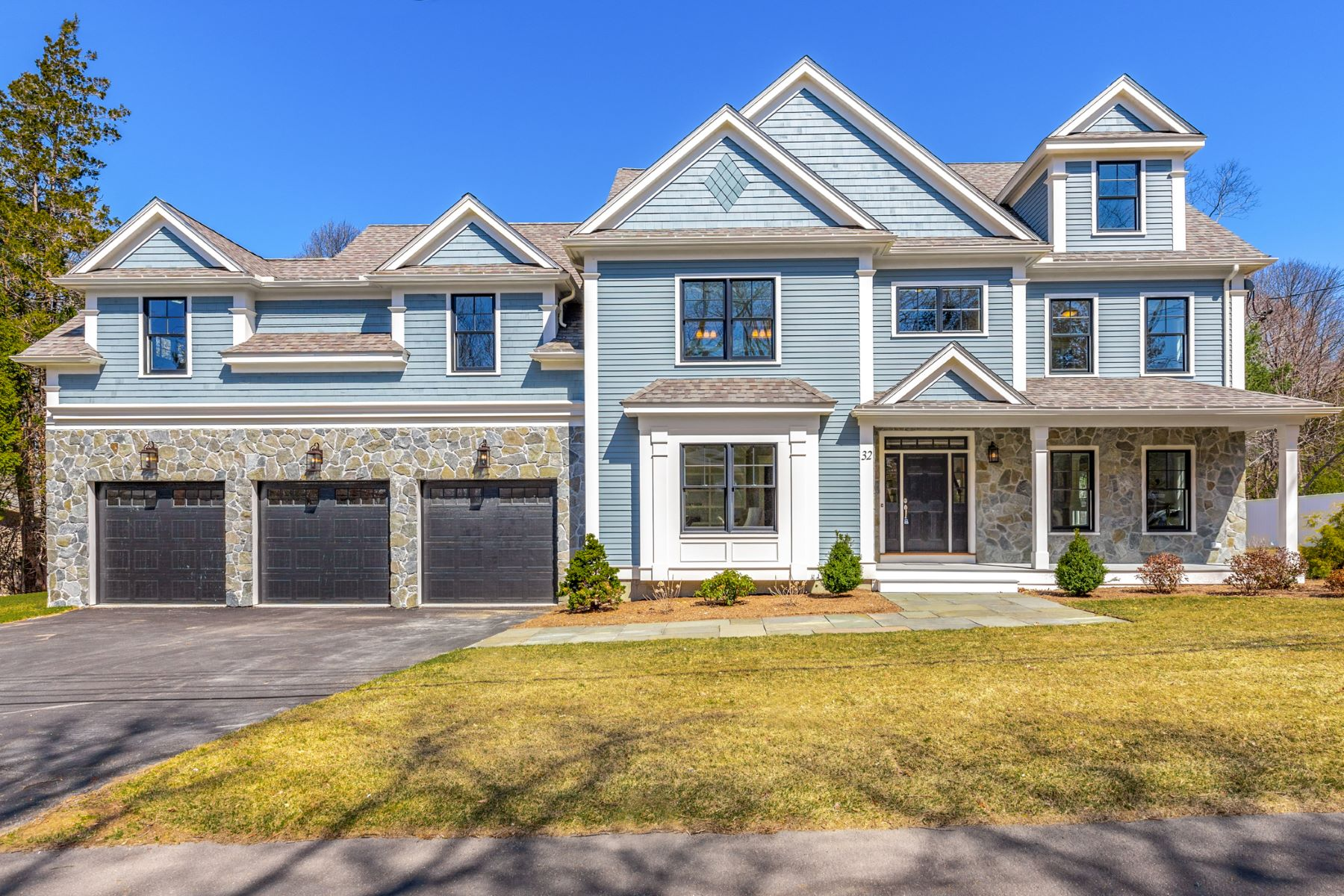 Single Family Home for Active at 32 Tyler Road, Lexington 32 Tyler Rd Lexington, Massachusetts 02420 United States