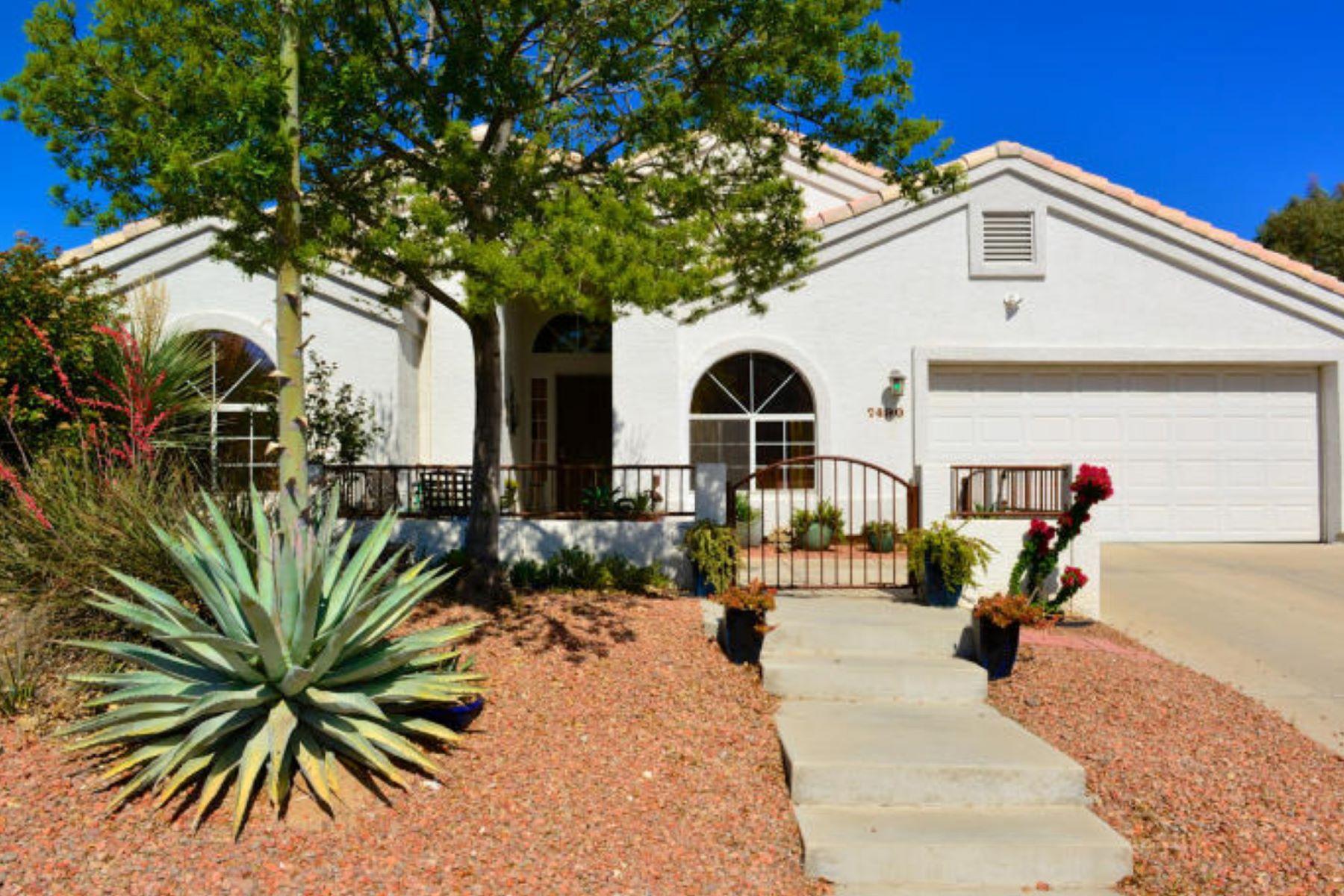 Maison unifamiliale pour l Vente à Thornydale Terrace 7490 N. Thornwood Rd. Tucson, Arizona, 85741 États-Unis