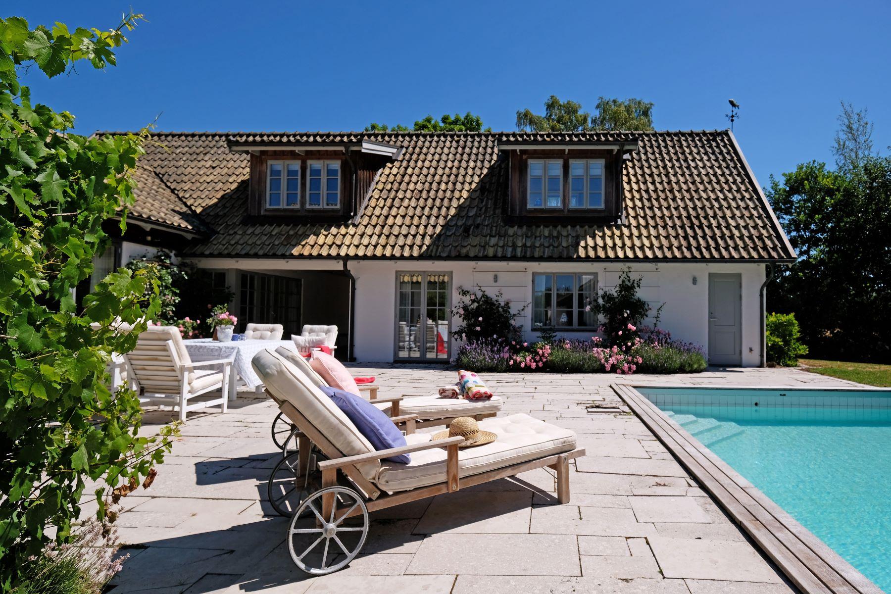 Single Family Homes por un Venta en Torekov Bastad, Skane 26995 Suecia