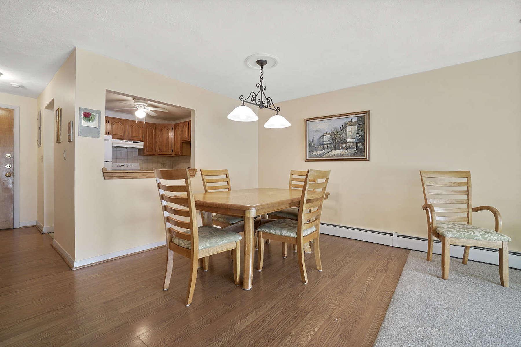 Condominium for Active at 34 Hamilton Road, Unit 208 34 Hamilton Road Unit 208 Arlington, Massachusetts 02474 United States
