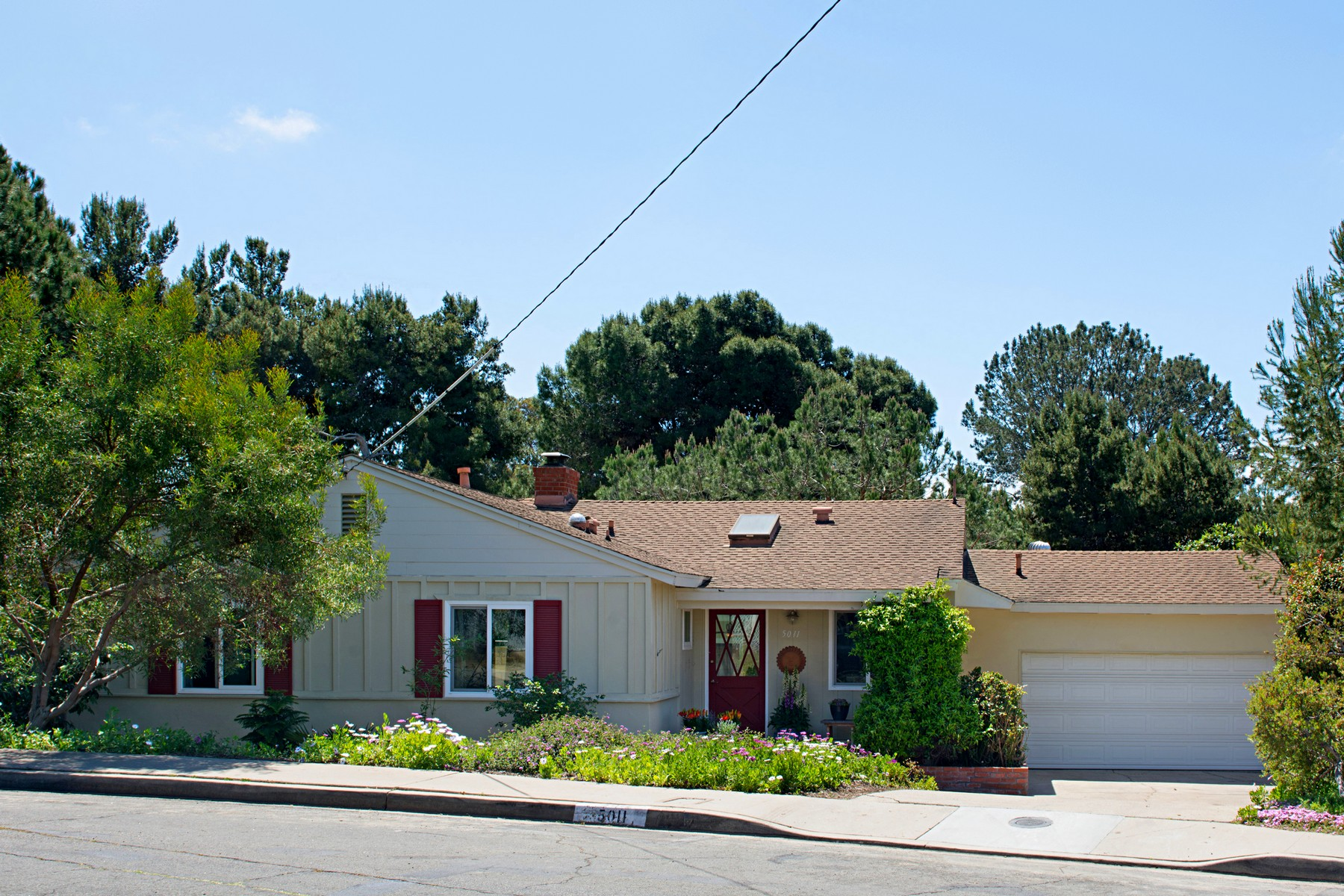 Single Family Home for Sale at 5011 July Street Bay Park, San Diego, California, 92110 United States