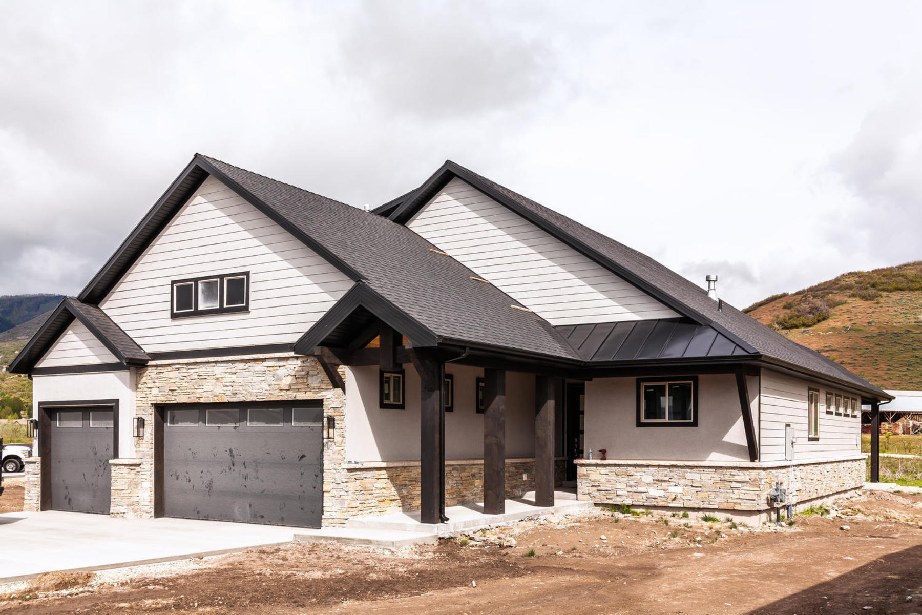 Single Family Homes for Sale at New Construction in Beautiful Midway Lot #45 N Jerry Gertsch Lane Midway, Utah 84049 United States
