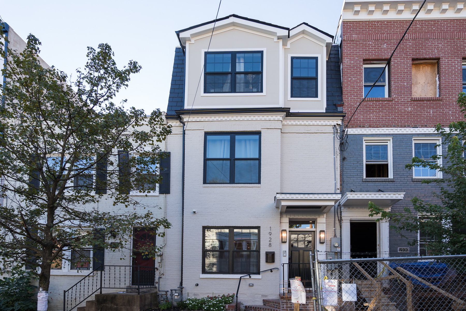 Townhouse for Sale at 1928 35th Place NW 1928 35th Place NW Washington, District Of Columbia 20007 United States