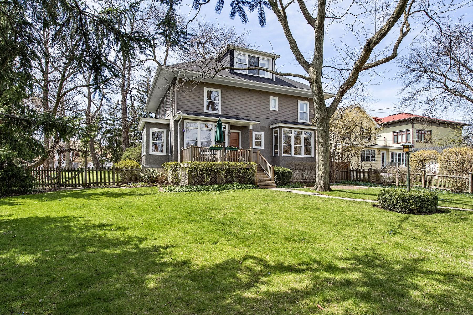 Villa per Vendita alle ore 123 N Washington Hinsdale, Illinois, 60521 Stati Uniti
