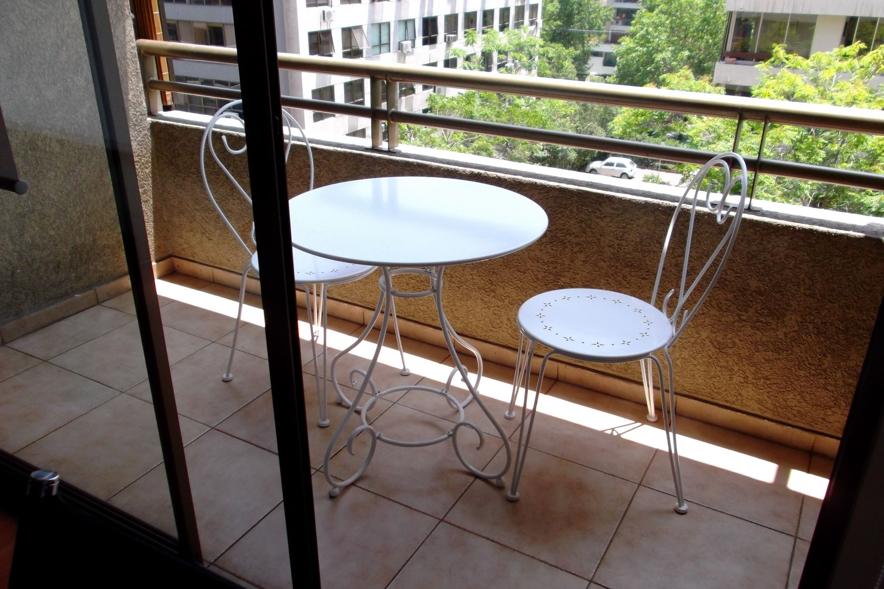 Additional photo for property listing at Furnished Apartment in Exclusive and Consolidated Neighborhood Las Condes, Santiago, Region Metropolitana De Santiago Chile