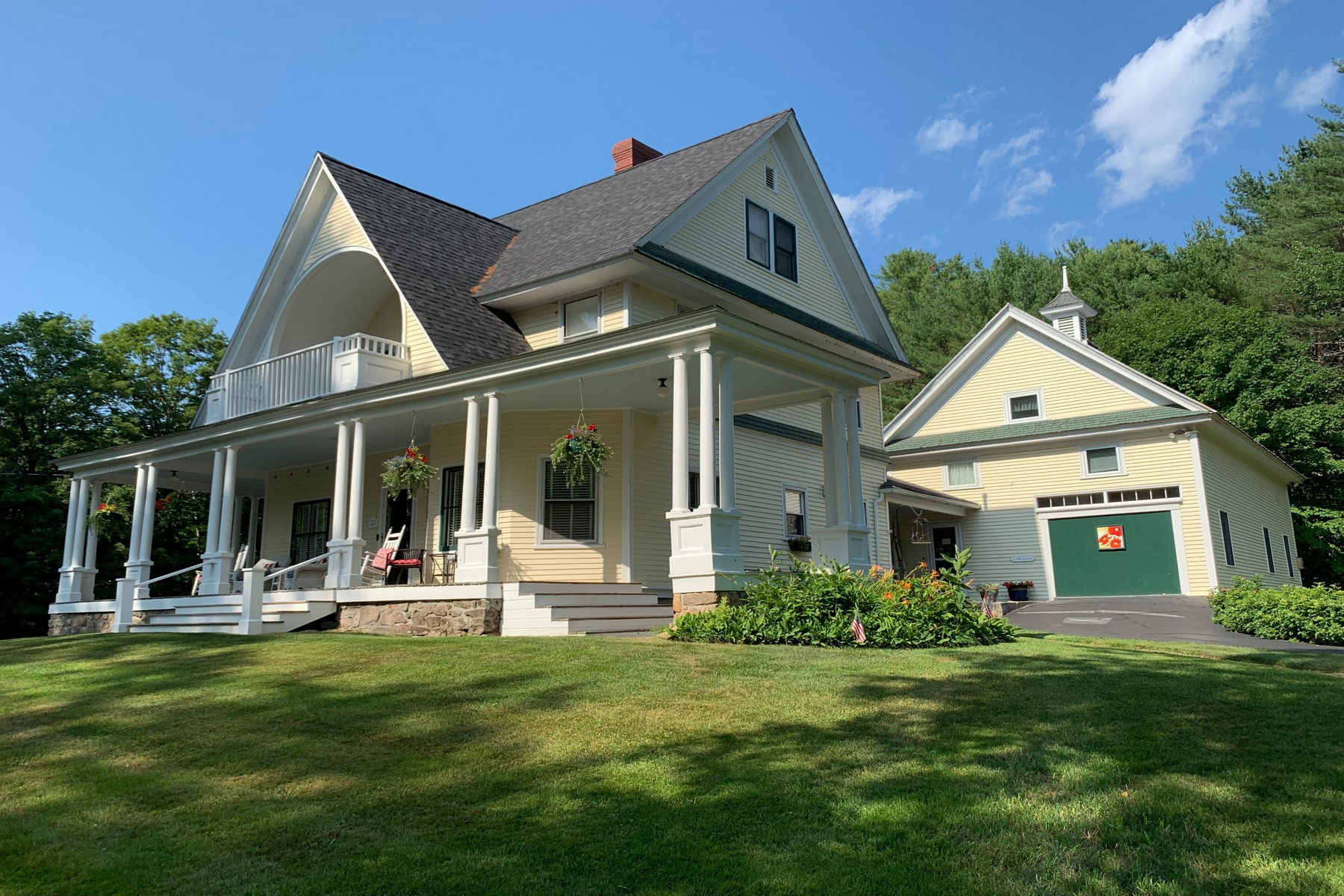 Single Family Homes for Active at Noble House 81 Highland Road Bridgton, Maine 04009 United States