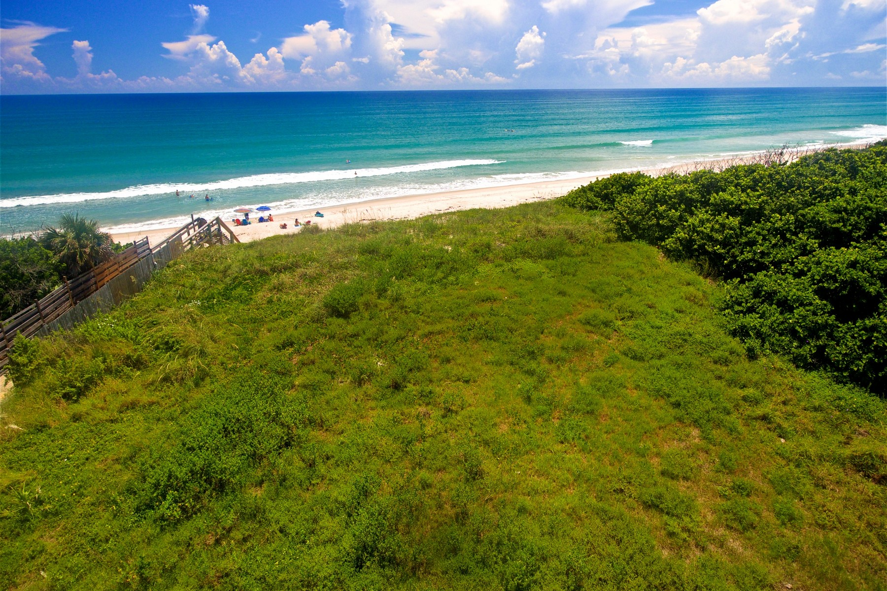 Land for Sale at Great Oceanfront Lot in Premium Location 3315 Highway A1A Melbourne Beach, Florida 32951 United States