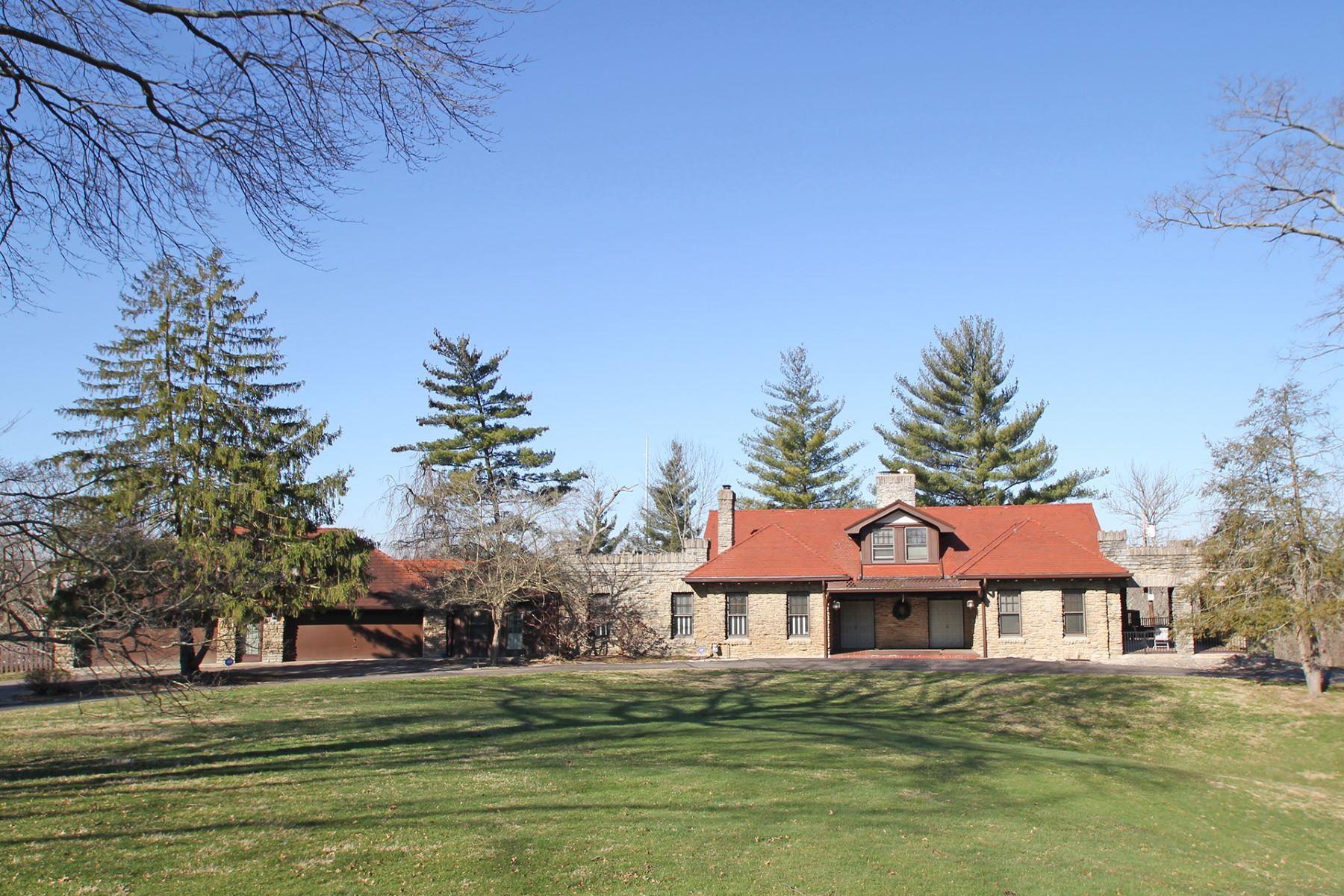Maison unifamiliale pour l à vendre à Unique Property in Mt. Healthy 1449 Covered Bridge Road, Cincinnati, Ohio, 45231 États-Unis