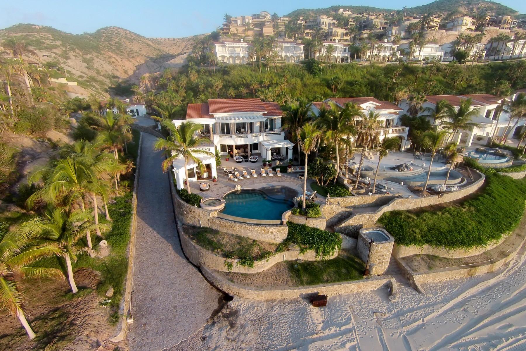 Single Family Home for Rent at Villa de La Playa Palmilla Ocean Side Villas del Mar San Jose Del Cabo, Baja California Sur 23522 Mexico