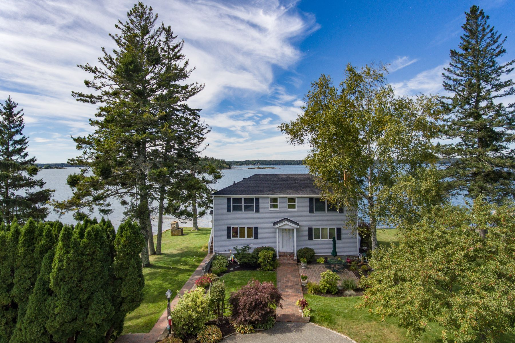 Other Residential Homes للـ Sale في Southport, Maine 04538 United States