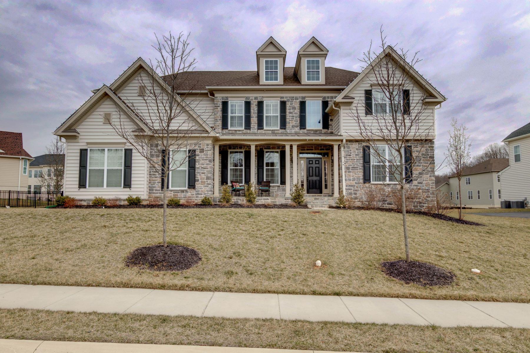 Tek Ailelik Ev için Satış at Greenville Overlook 176 Odyssey Dr. Wilmington, Delaware 19808 Amerika Birleşik Devletleri