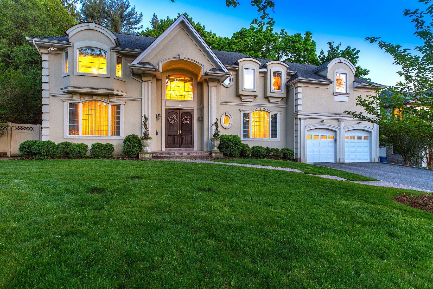 Частный односемейный дом для того Продажа на 6 Crabtree Ln , Roslyn, NY 11576 6 Crabtree Ln Roslyn, Нью-Йорк 11576 Соединенные Штаты