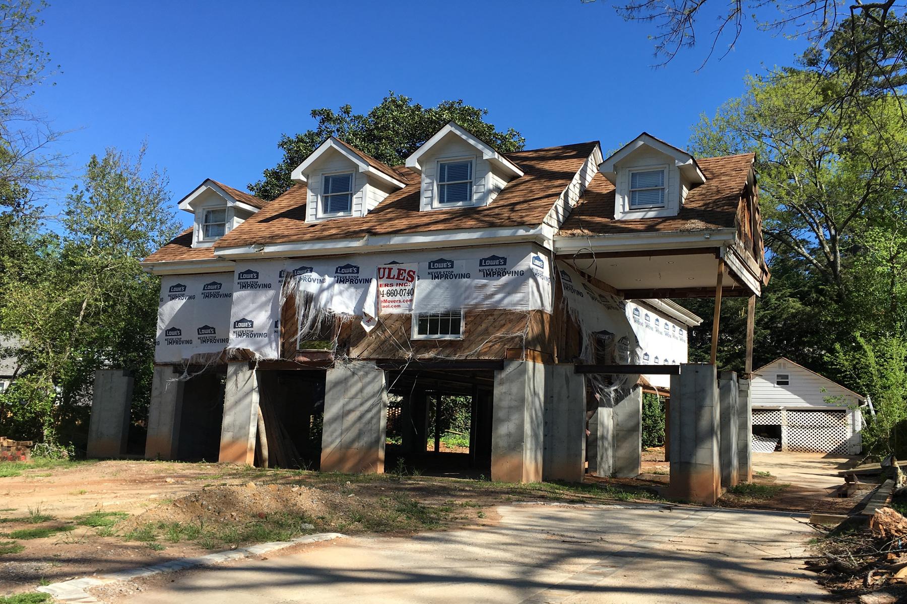 一戸建て のために 売買 アット New Construction Buckhead Homesite 559 Woodward Way NW Haynes Manor, Atlanta, ジョージア, 30305 アメリカ合衆国