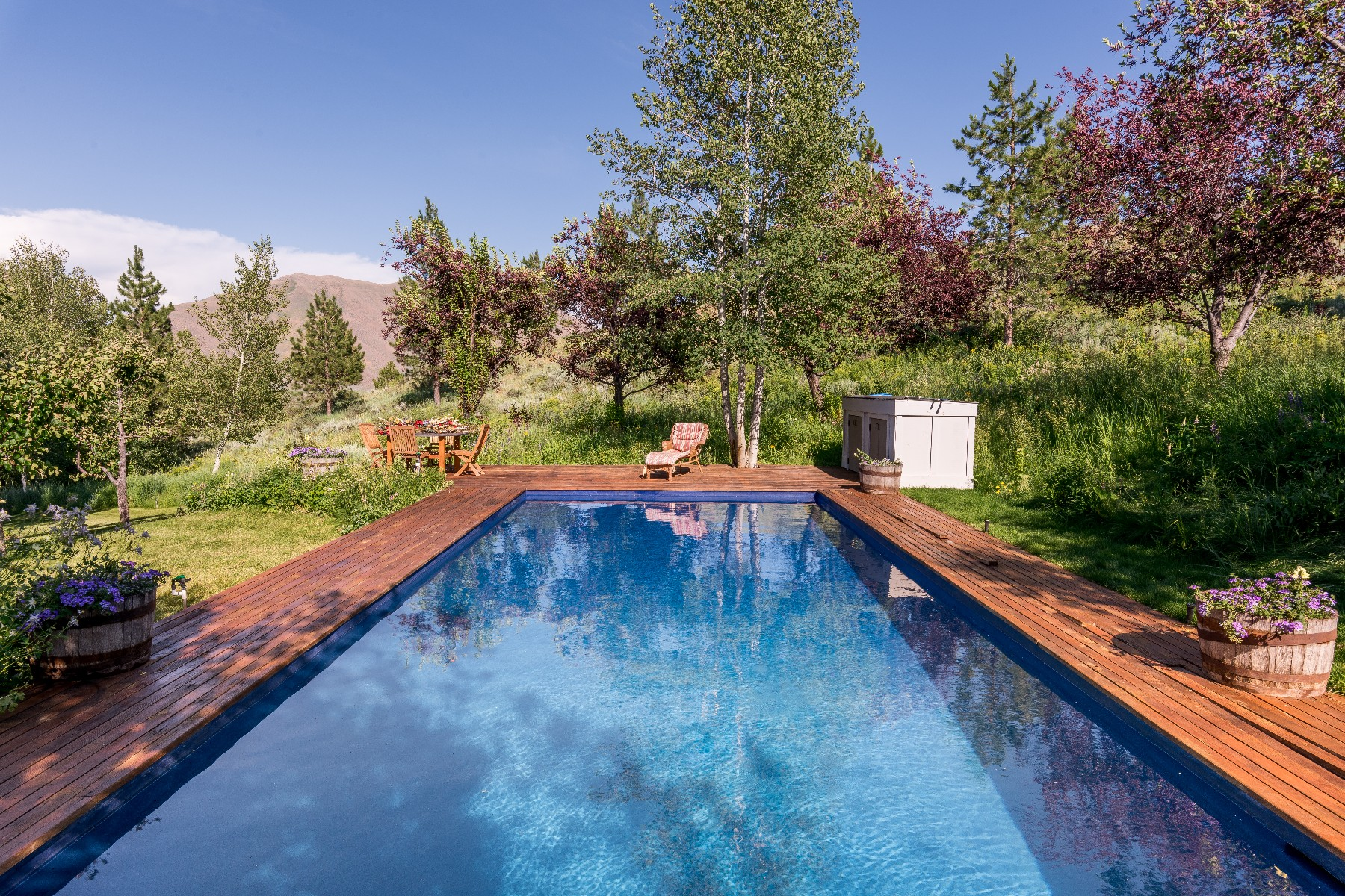 Additional photo for property listing at Privacy, Serenity and Adventure 155 Townsend Gulch Rd Bellevue, Idaho 83313 United States