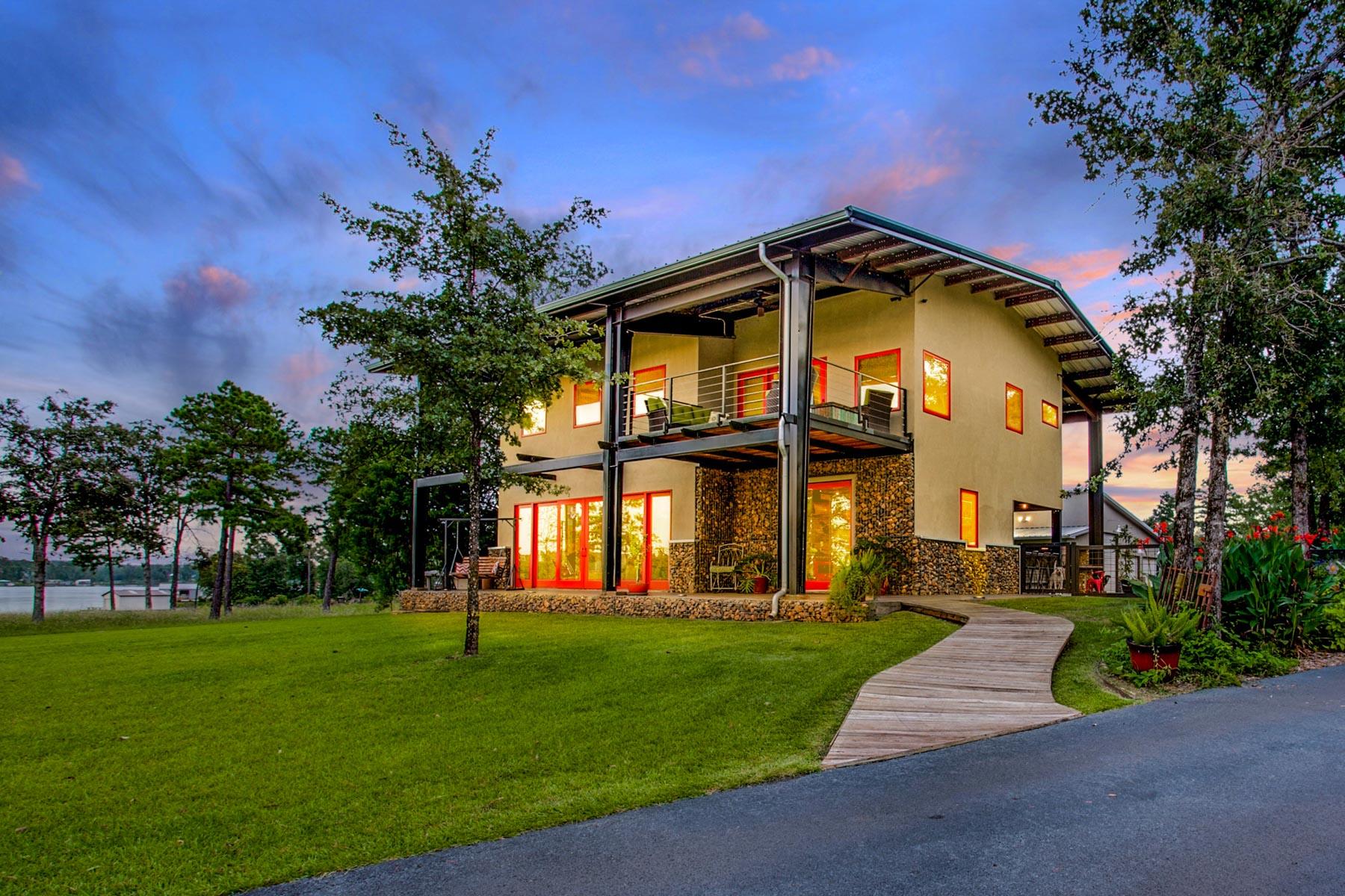 Частный односемейный дом для того Продажа на 3443 CR 3420 3443 County Road 3420, Hawkins, Техас, 75765 Соединенные Штаты