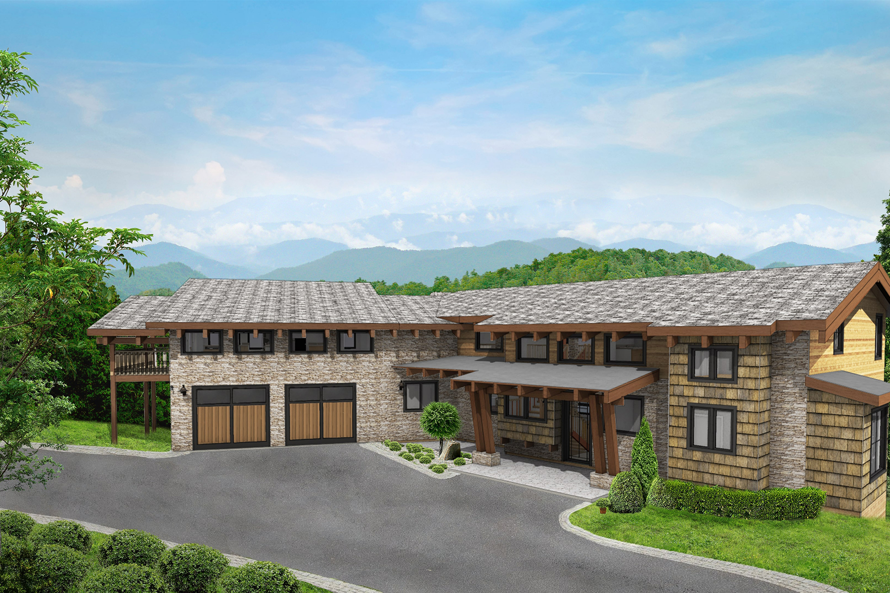 Single Family Homes for Active at BLUE RIDGE MOUNTIAN CLUB - BOONE 329 and 331 Pepperroot Rd Boone, North Carolina 28607 United States