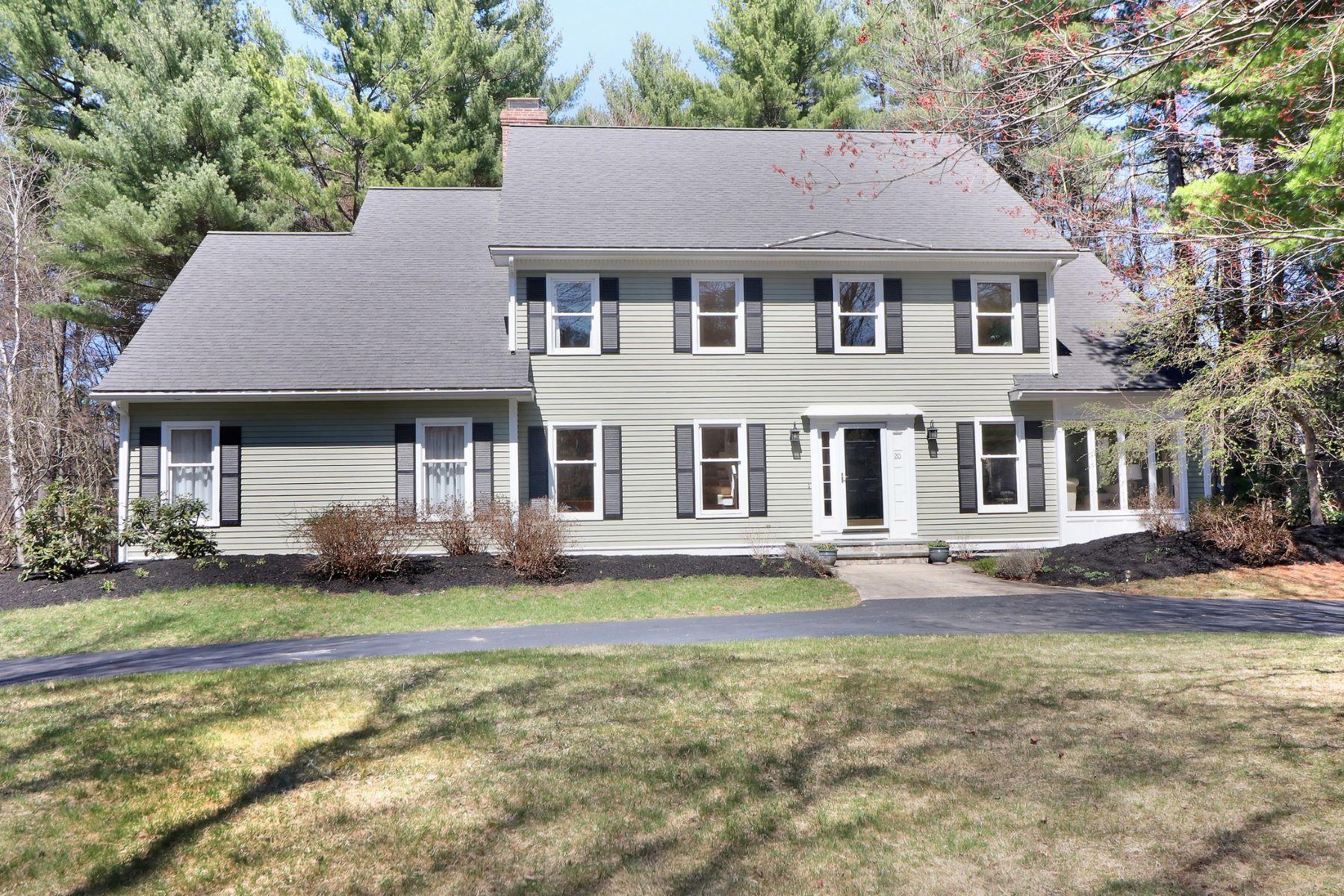 Villa per Vendita alle ore Move-in Ready Colonial 20 Tavern Circle Sudbury, Massachusetts, 01776 Stati Uniti
