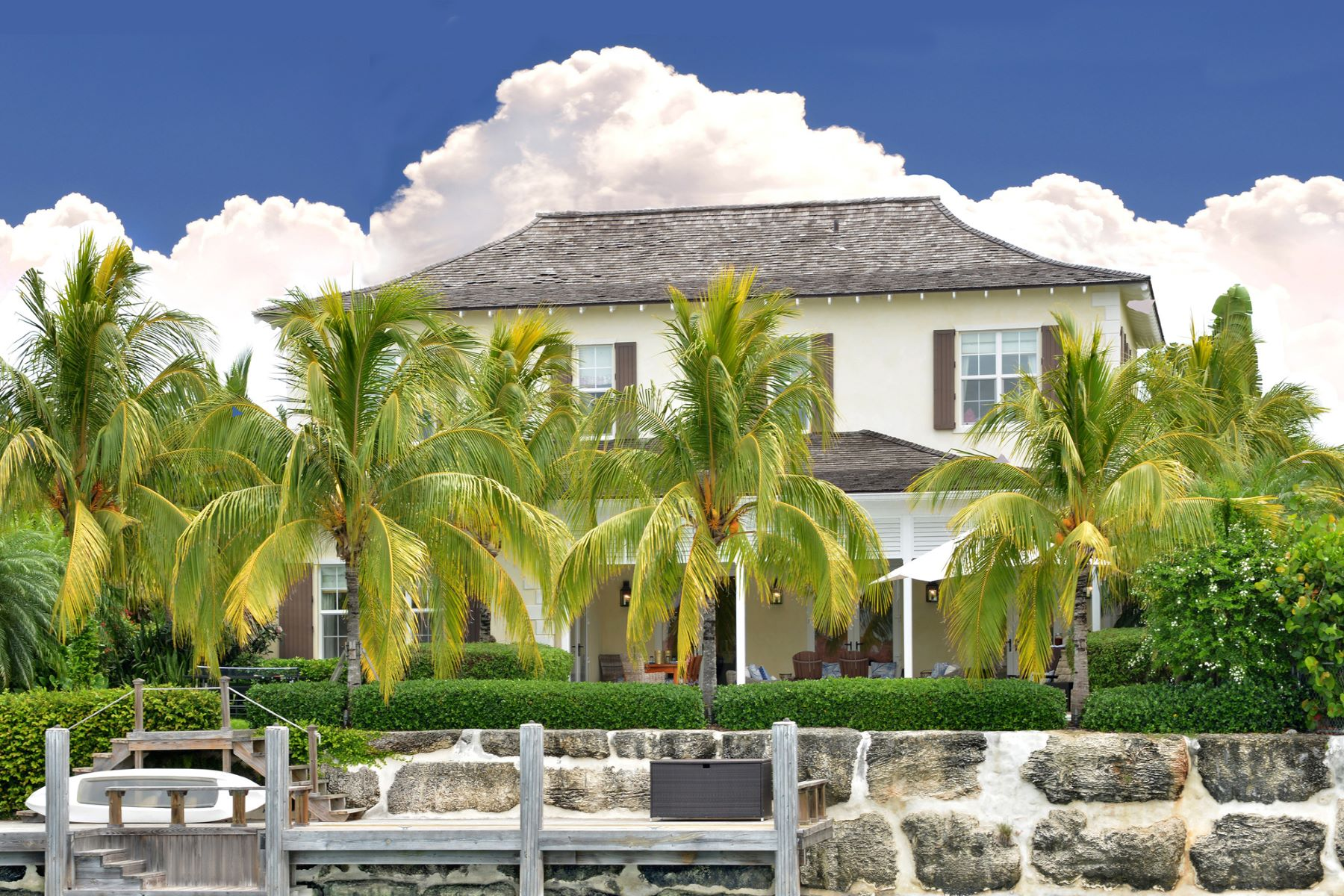 Single Family Home for Sale at Villa Coco, #29 Charlotte Island Old Fort Bay, Nassau And Paradise Island Bahamas