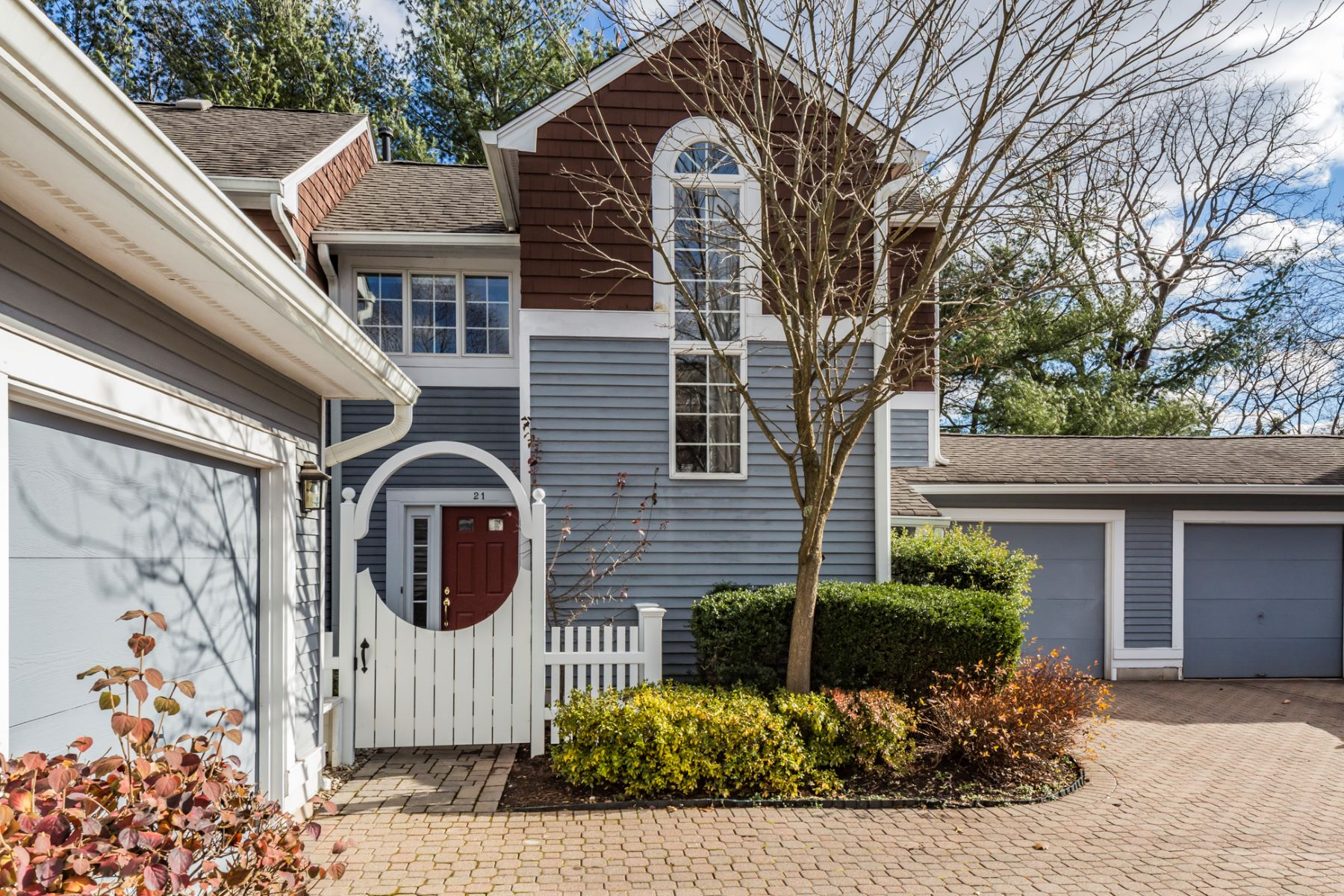 Townhouse for Sale at Designer Style In An Ideal Location 21 Railroad Place, Pennington, New Jersey 08534 United StatesMunicipality: Pennington Borough