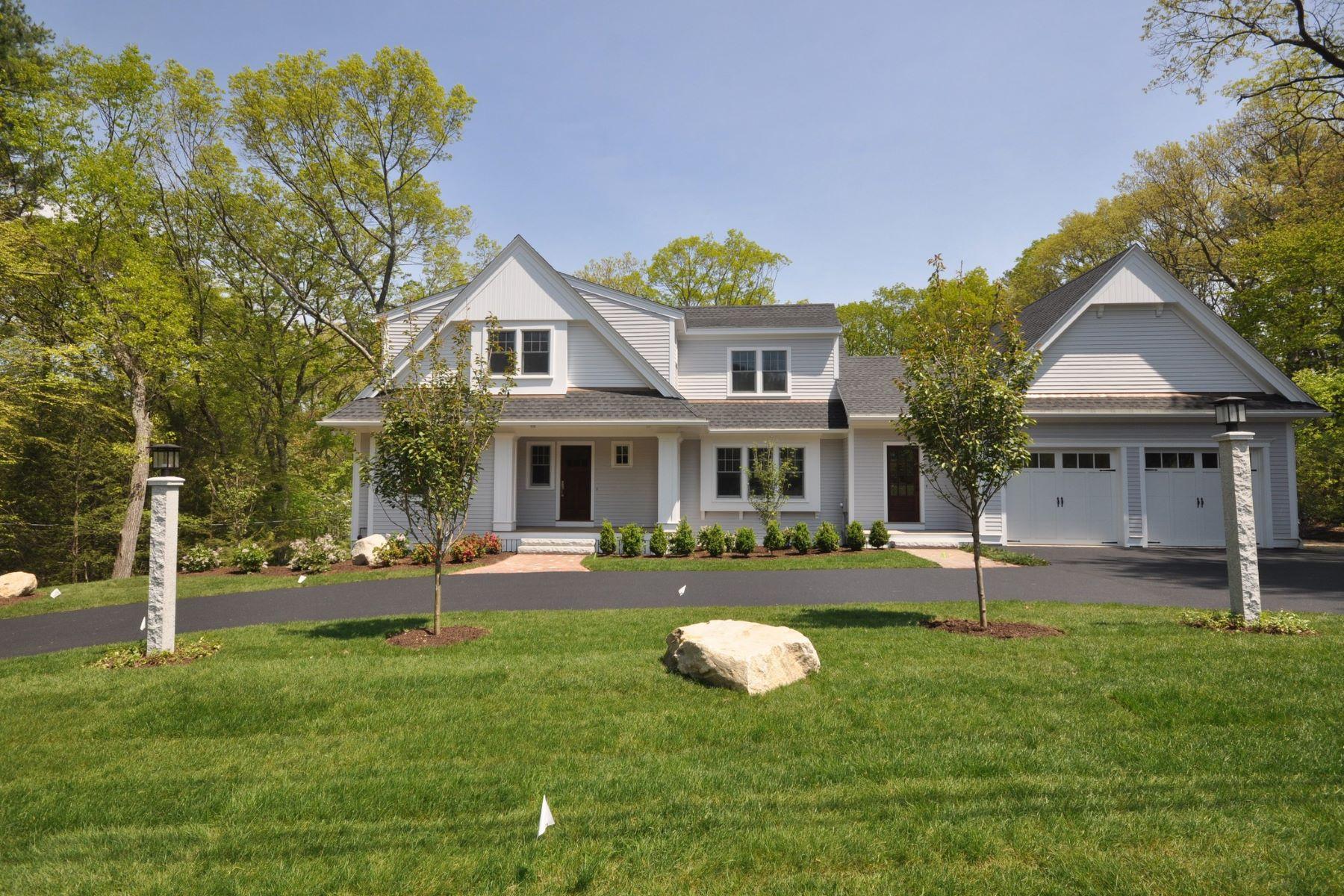 独户住宅 为 销售 在 Stylish New Construction 25 Oxbow Rd 康科德, 马萨诸塞州, 01742 美国