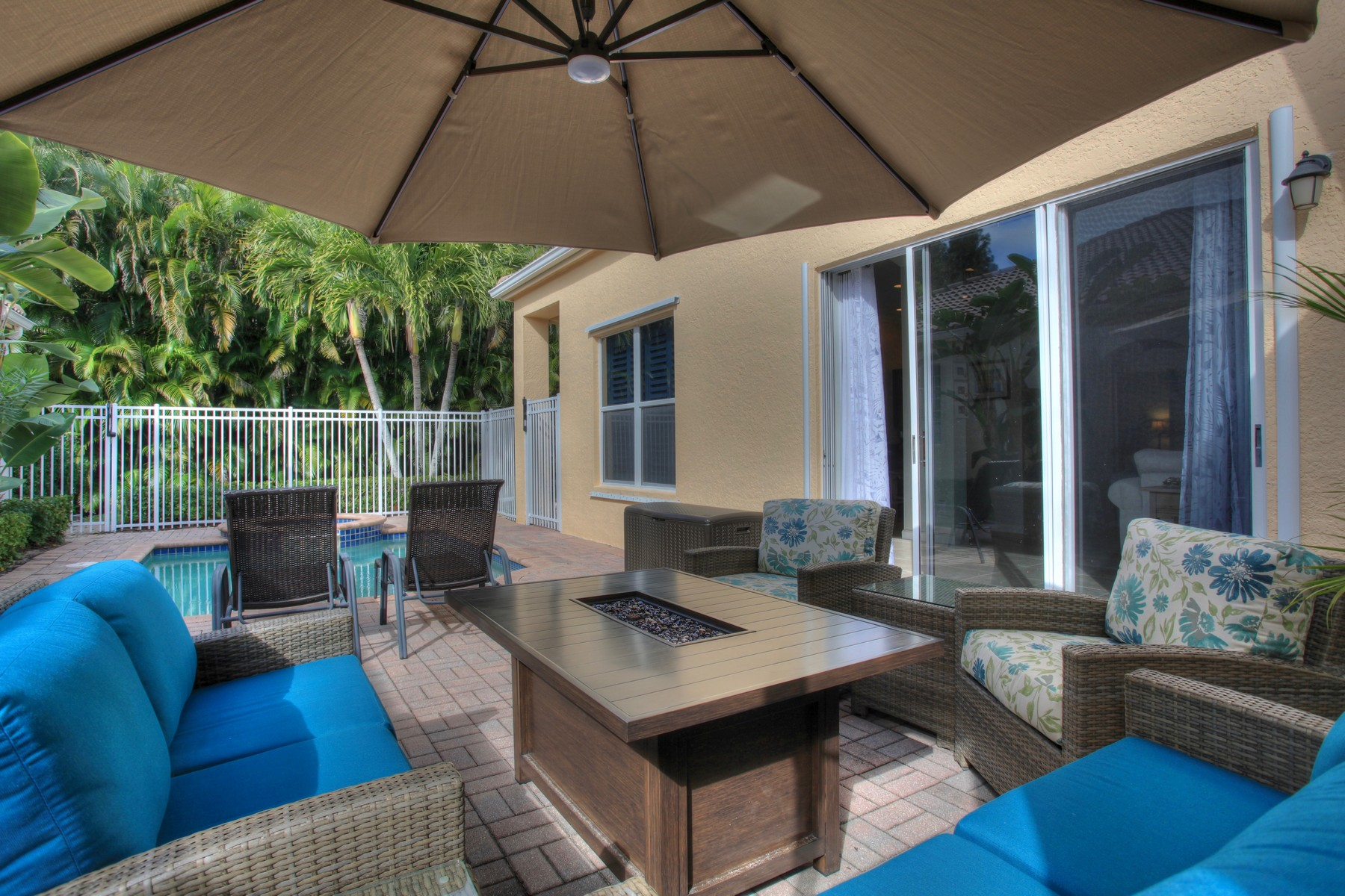 Single Family Home for Sale at Elegant Island Retreat with Heated Pool and Spa 9585 W Maiden Court Vero Beach, Florida 32963 United States