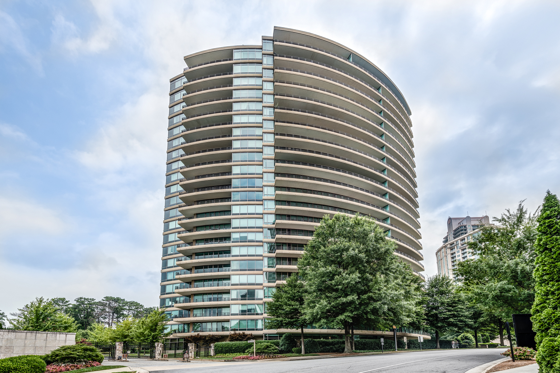 Condominium for Sale at Live in the most sought-after building with the best staff in Buckhead 700 Park Regency Place NE, No. 1605 Atlanta, Georgia 30326 United States