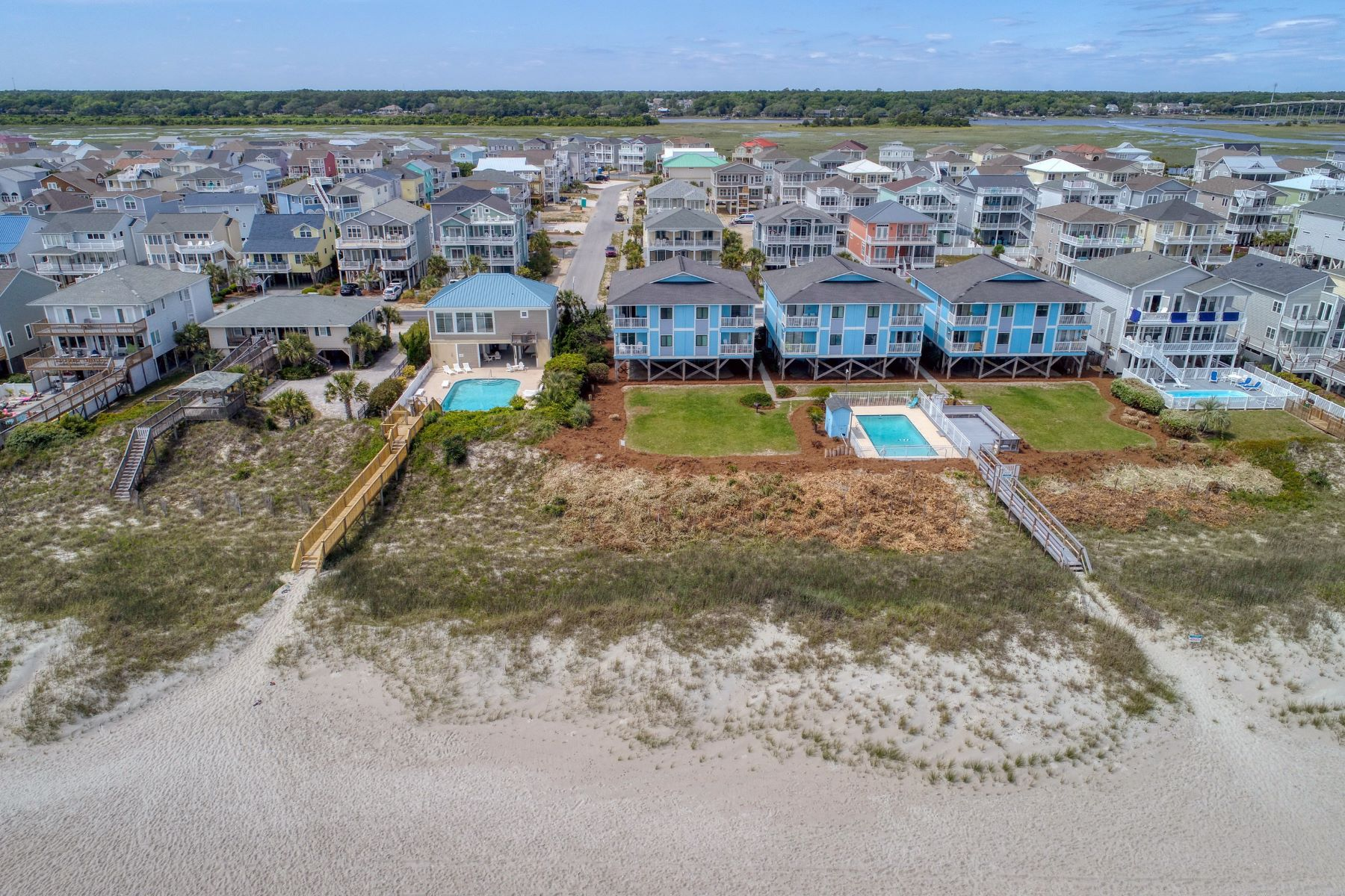 Land for Sale at Island Lot Ready to Build 99 W 2nd Street Ocean Isle Beach, North Carolina 28469 United States