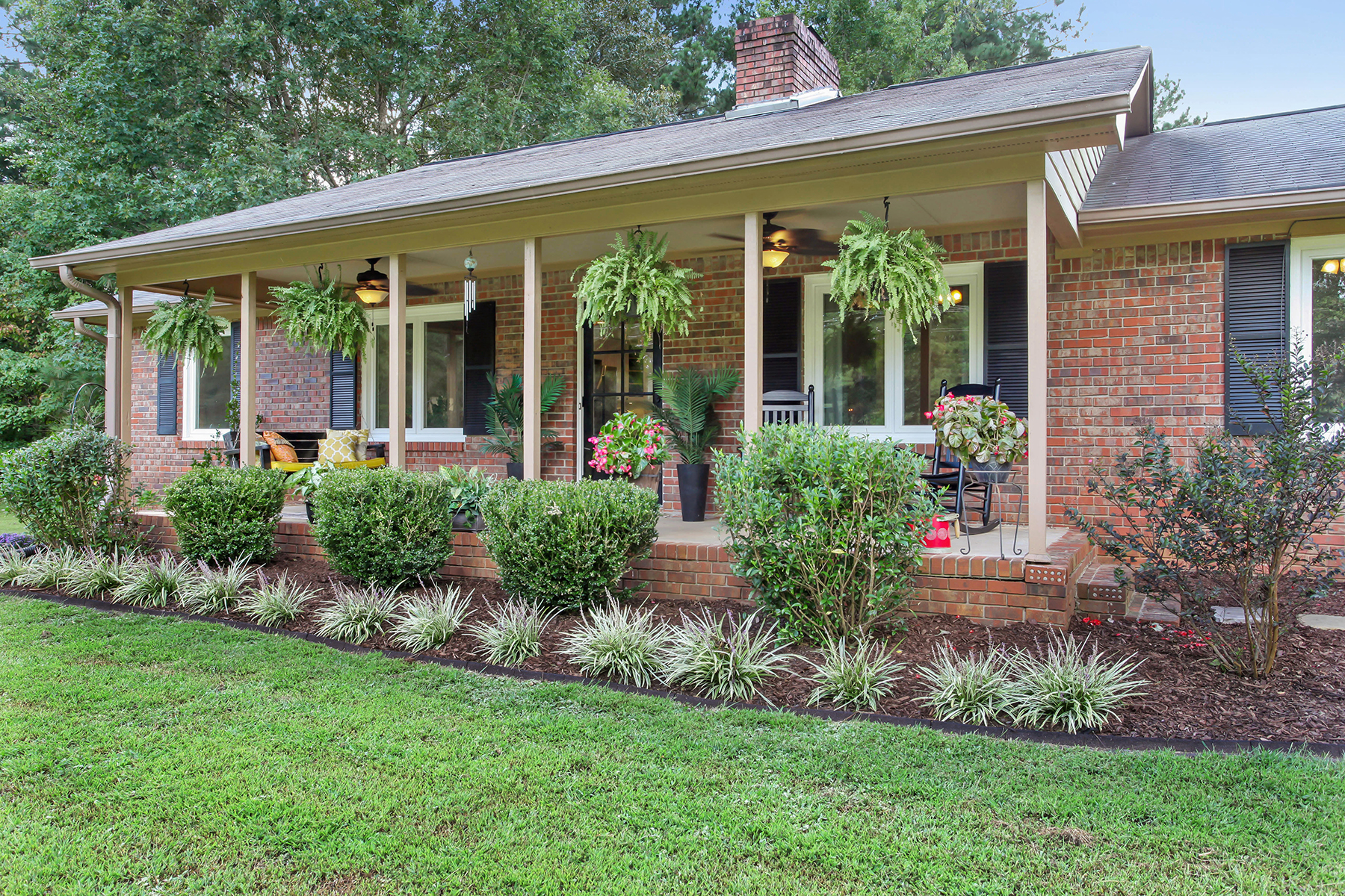 Single Family Home for Sale at Adorable Fully Renovated Country Chic Ranch 3201 Cheatham Rd Acworth, Georgia 30101 United States
