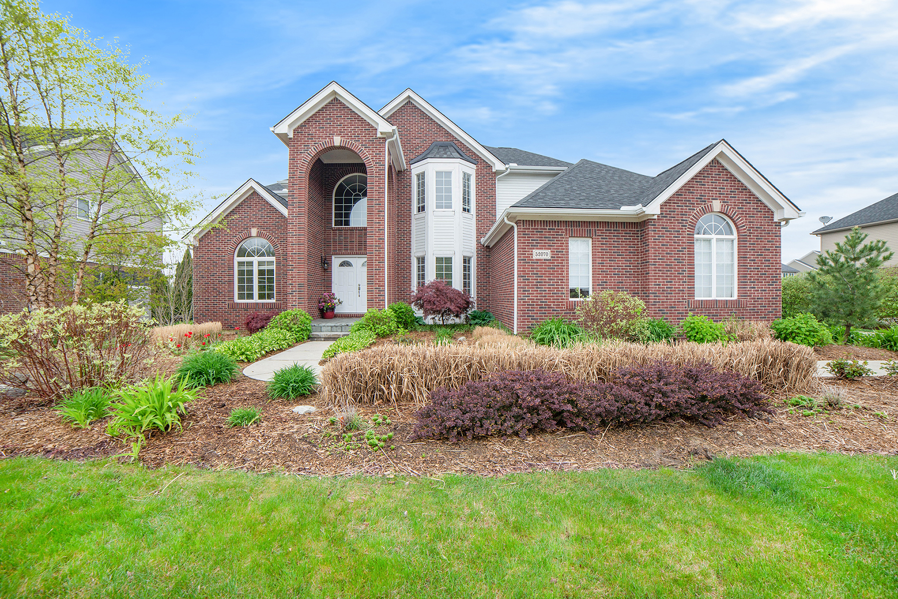 Single Family Homes for Sale at Lyon Township 52070 Copperwood Drive S South Lyon, Michigan 48178 United States