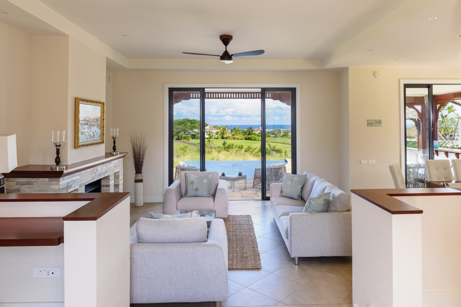 Single Family Home for Sale at 123 Villas Valriche Bel Ombre, Savanne, Mauritius