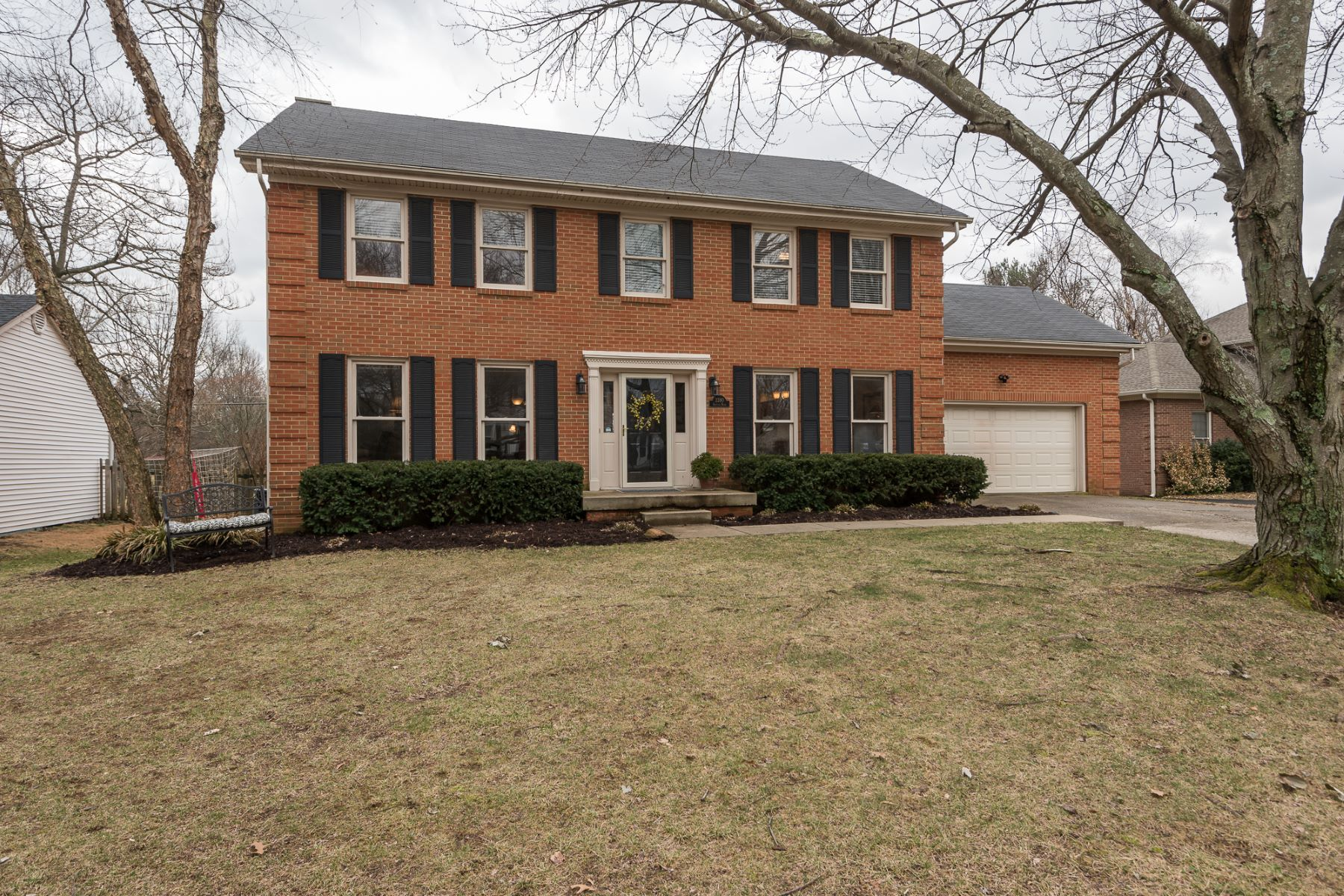 Single Family Home for Sale at 3390 Snaffle Road 3390 Snaffle Road Lexington, Kentucky 40513 United States