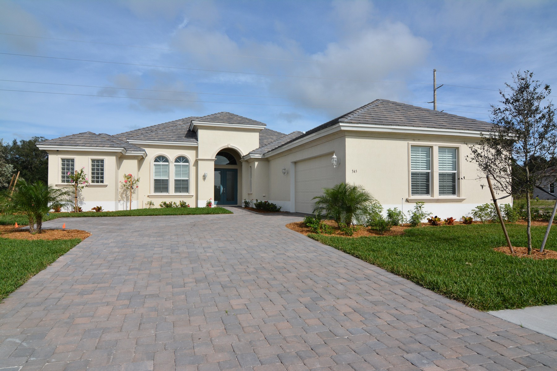 Single Family Home for Sale at Personalize this To Be Built Home! 4520 Black Bear Court Vero Beach, Florida, 32967 United States
