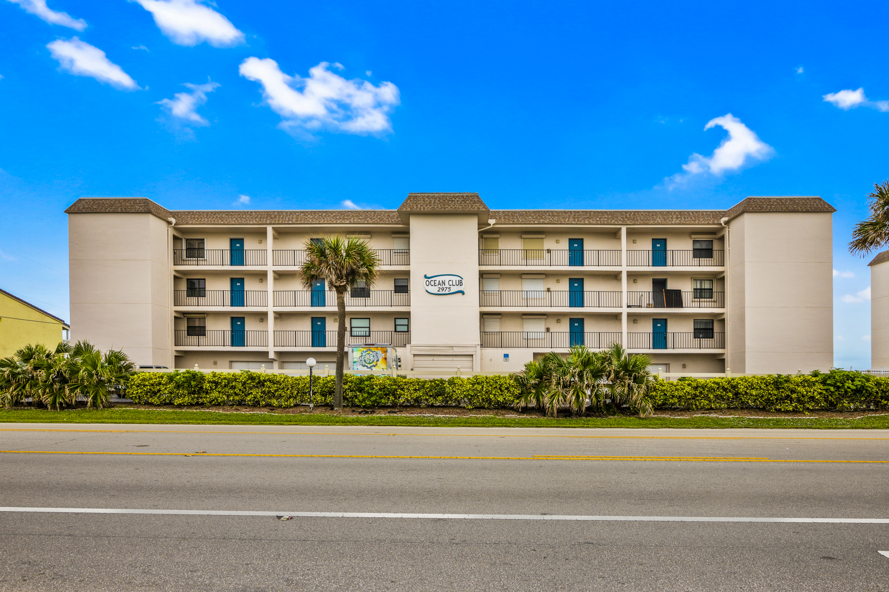 Condominiums for Sale at Top Floor End Unit Along Pristine Melbourne Beach 2975 S Highway A1A Unit 131 Melbourne Beach, Florida 32951 United States