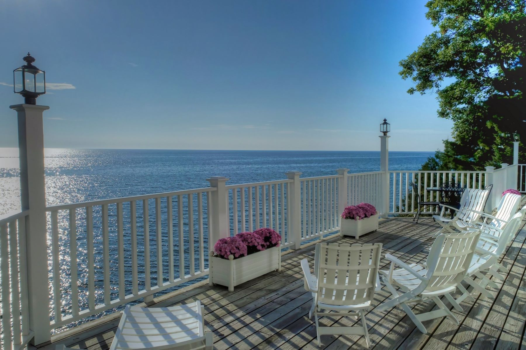 Single Family Homes for Sale at 6560 Lower Shore Drive Harbor Springs, Michigan 49740 United States