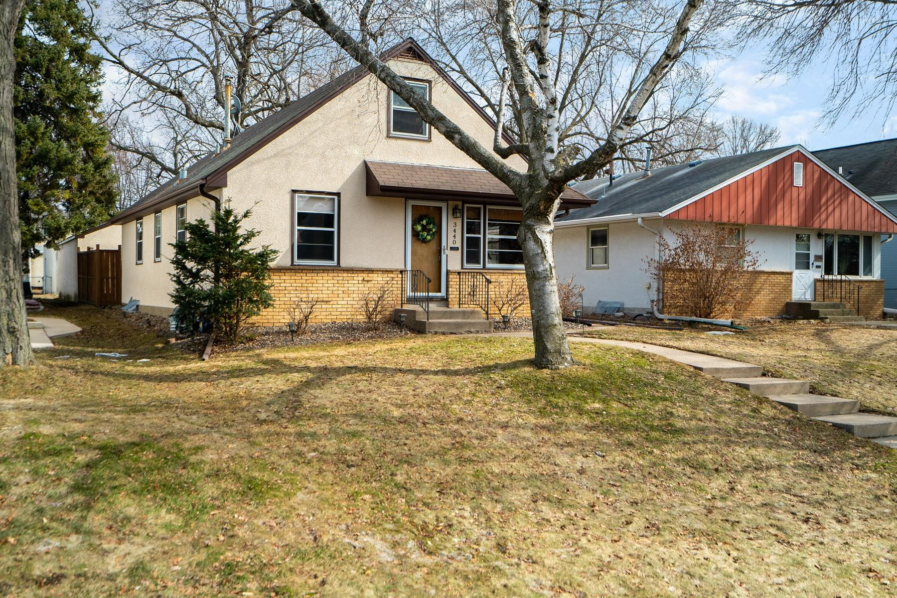 Single Family Homes for Sale at 3440 Lee Avenue N Crystal, Minnesota 55422 United States