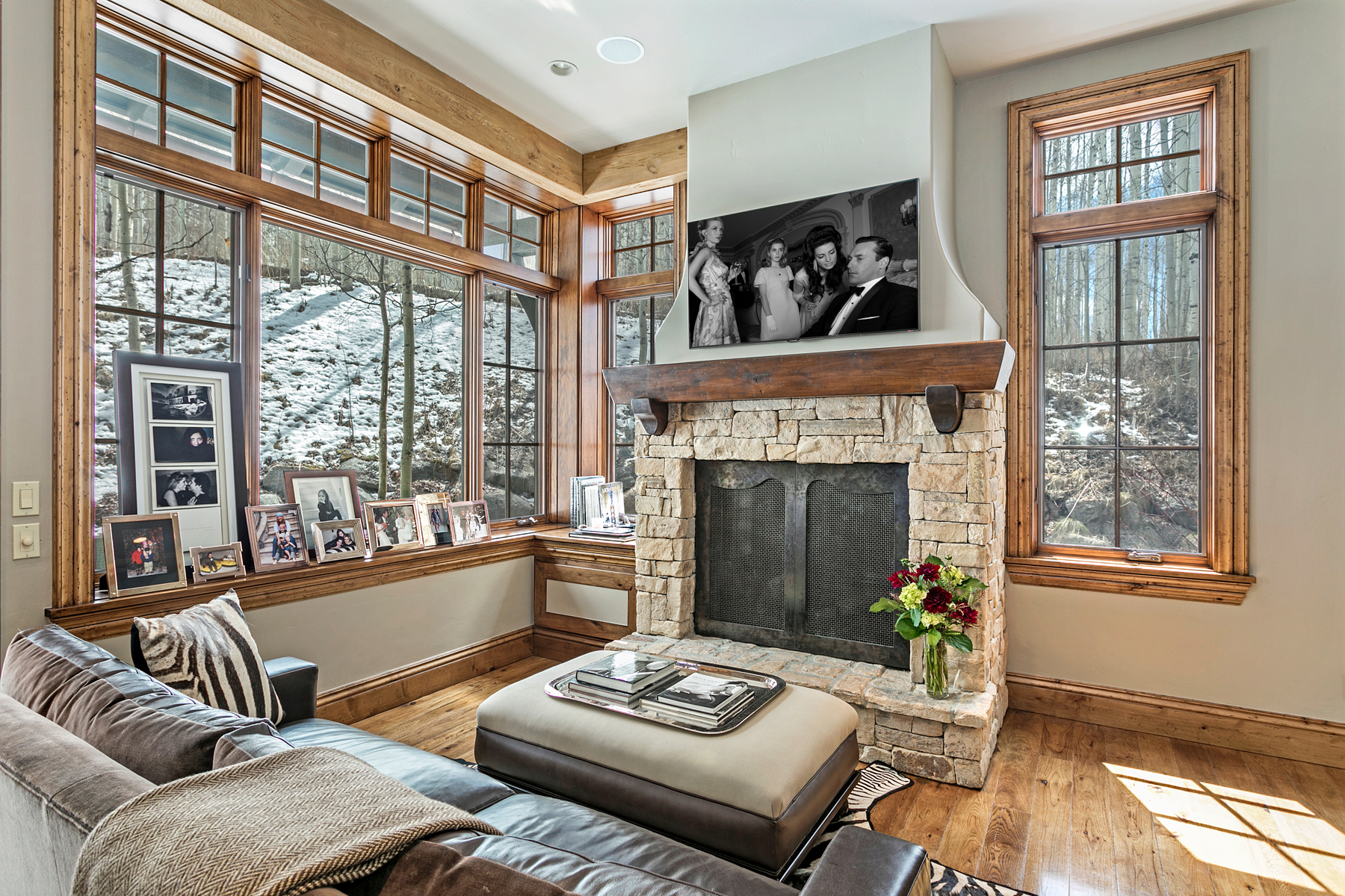 Additional photo for property listing at A Serene Alpine Escape 1518 Spring Hill Lane #W Vail, Colorado 81657 United States