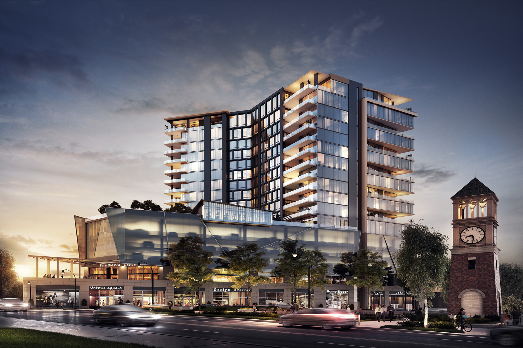 Condominio per Vendita alle ore Luxury Condo Buckhead Village 3099 Peachtree Road NE Unit PH II Atlanta, Georgia, 30305 Stati Uniti