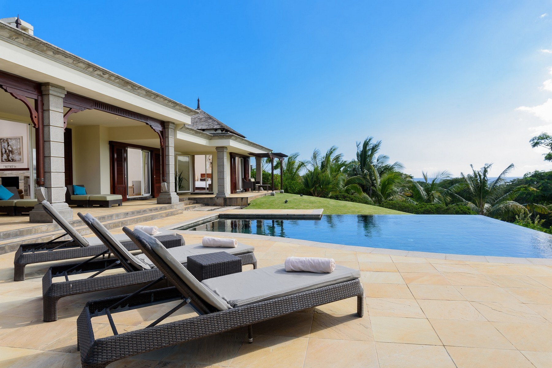 Single Family Home for Sale at 19 Villas Valriche Bel Ombre, Savanne, Mauritius