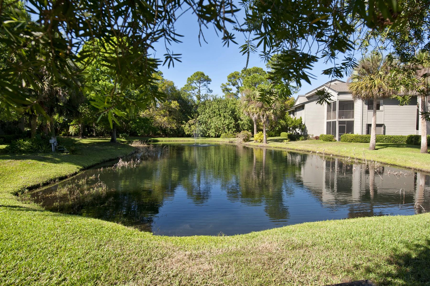 Condominiums for Sale at Lakeside Pine Creek Condo 2125 Pine Creek Boulevard Vero Beach, Florida 32966 United States