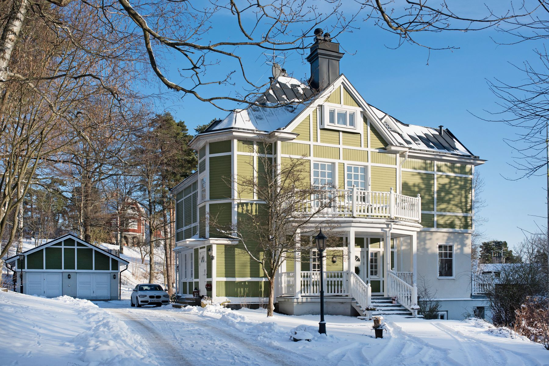Propriedade à venda Stocksund