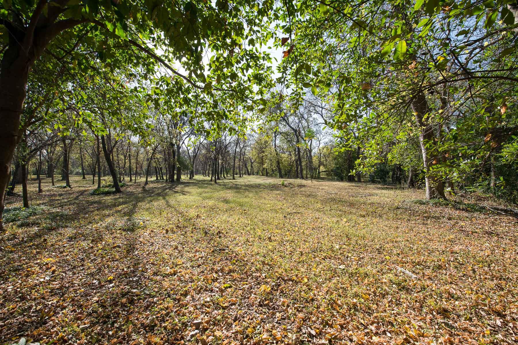 토지 용 매매 에 Over 11 heavily treed acres in the heart of Colleyville 1901 Oak Knoll Drive, Colleyville, 텍사스, 76034 미국