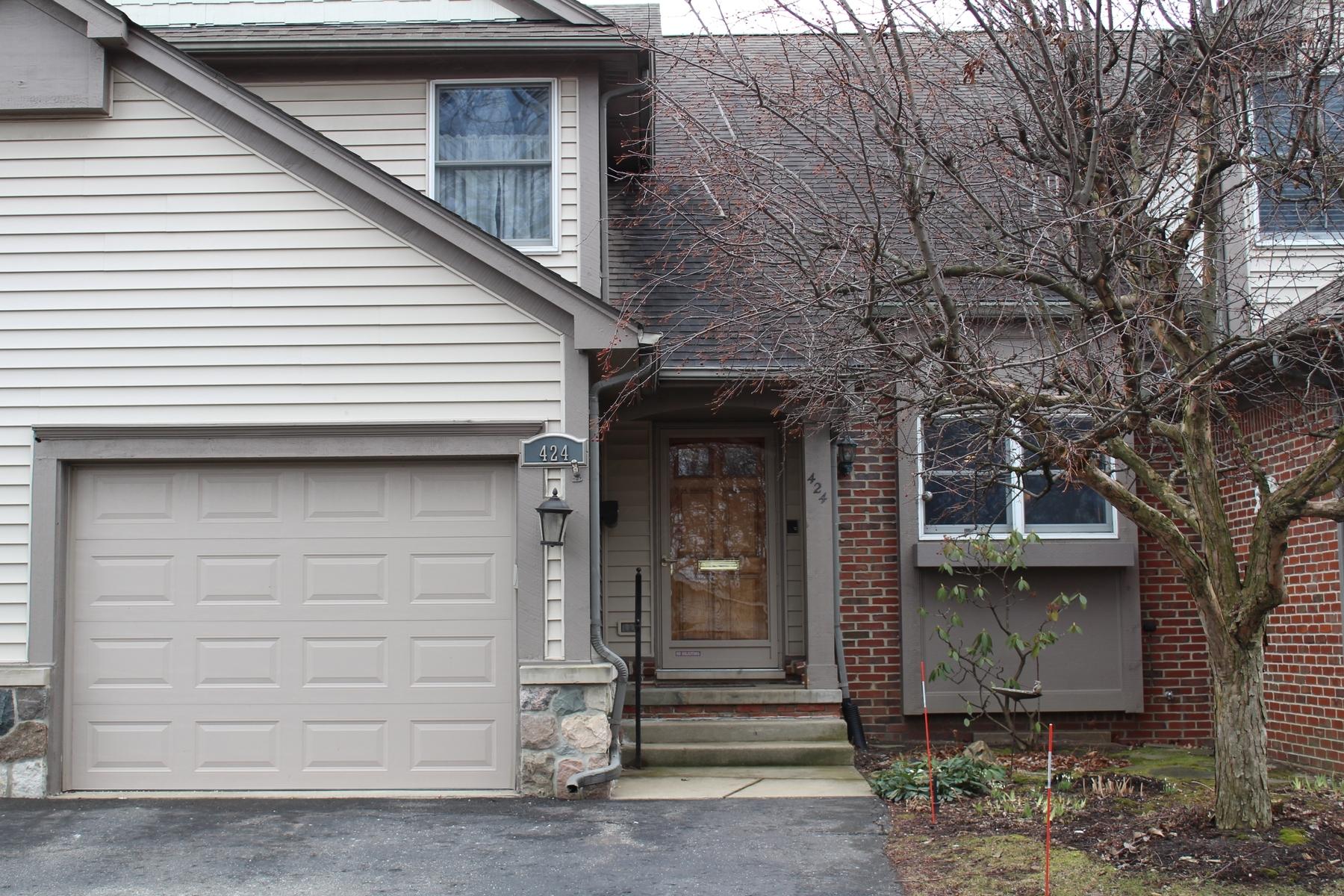 Condominiums para Venda às Royal Oak 424 Oak Run Bldg C, Unit 11, Royal Oak, Michigan 48073 Estados Unidos