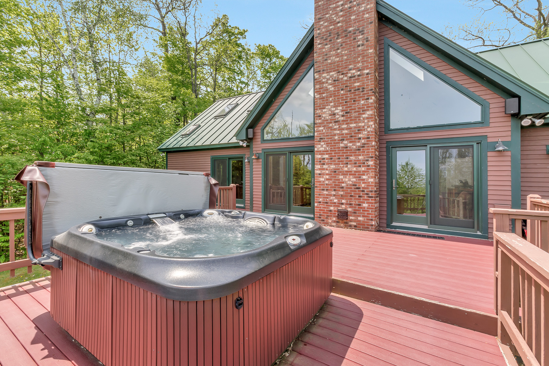 single family homes for Sale at Okemo Contemporary 24 Macdonald Ln Ludlow, Vermont 05149 United States