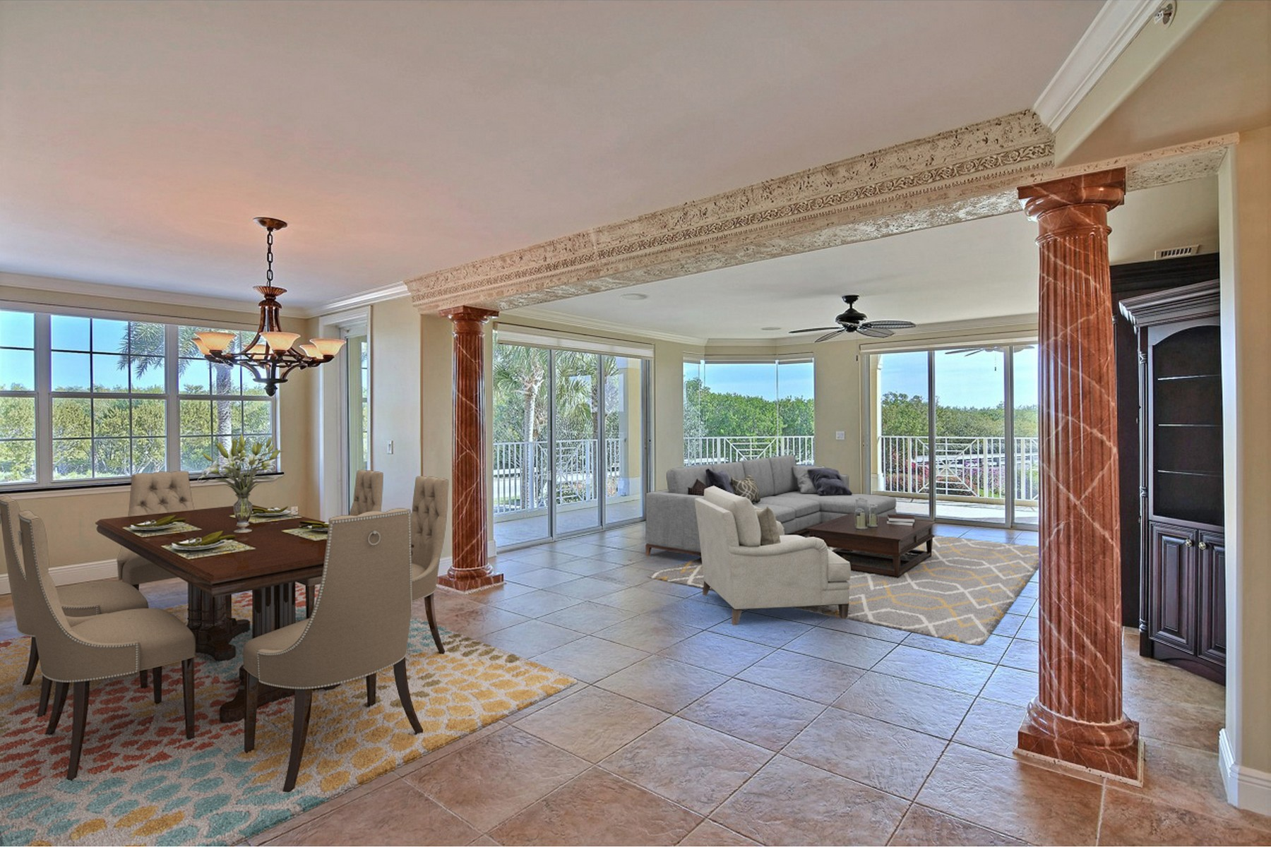 condominiums for Sale at Grand Harbor 5055 N Harbor Drive Unit 201 Vero Beach, Florida 32967 United States