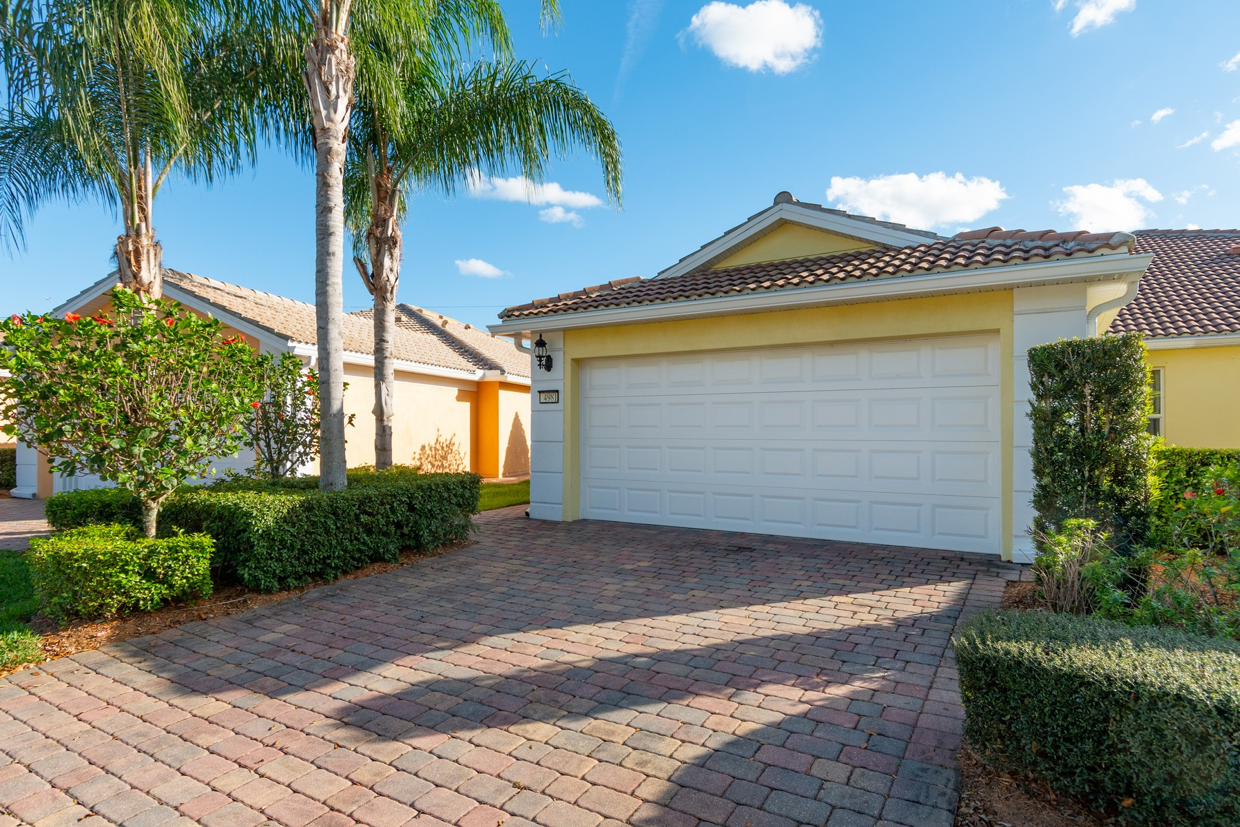 Single Family Home for Sale at Carrington Model on a Beautifully Landscaped Lot 4981 Corsica Square Vero Beach, Florida 32967 United States