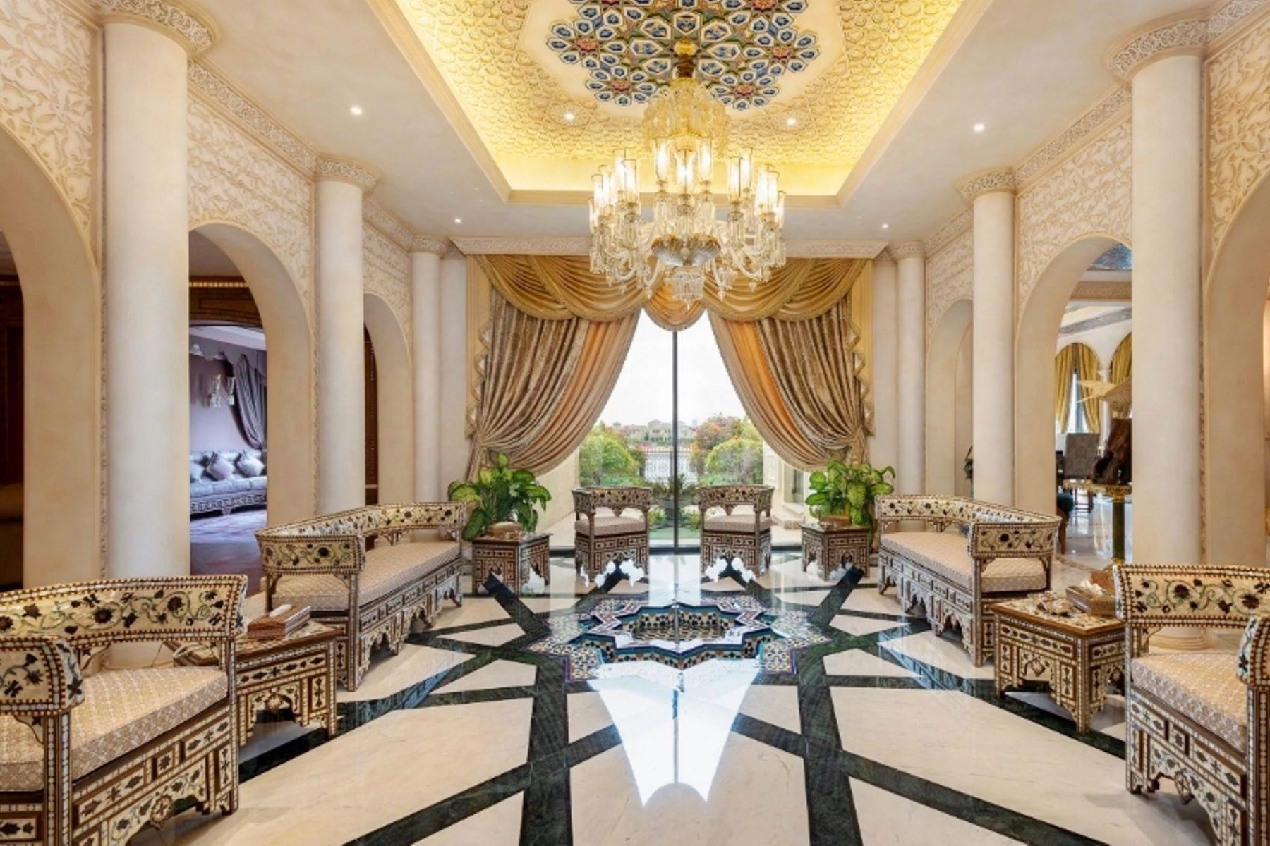 Single Family Homes for Sale at Renovated 6BR Beachfront Villa Other Dubai, Dubai United Arab Emirates