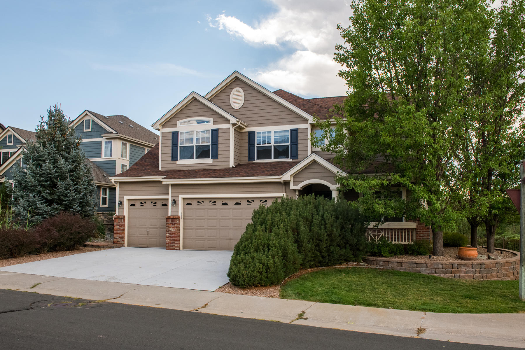 Single Family Homes for Sale at Amazing location, Cherry Creek Schools and quick access to Southlands mall 22756 E Calhoun Pl Aurora, Colorado 80016 United States